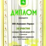доплом Томский дворик 20150002